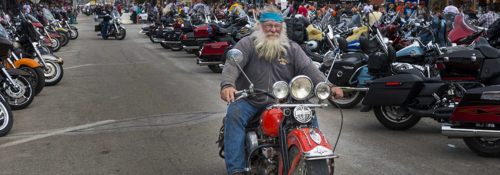 CNN Claims Sturgis a COVID-19 'Super Spreader' Event, with 70 Cases Per 500,000 People