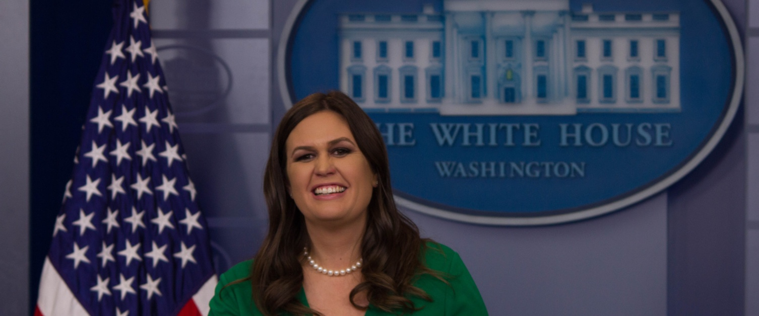 Sarah Huckabee Sanders: 'I Feel Like I've Been Called' to Run for Office