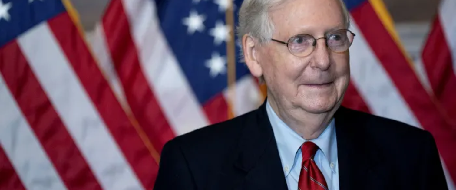McConnell to Dems and Media: No Lectures on Immediately Accepting Election Results