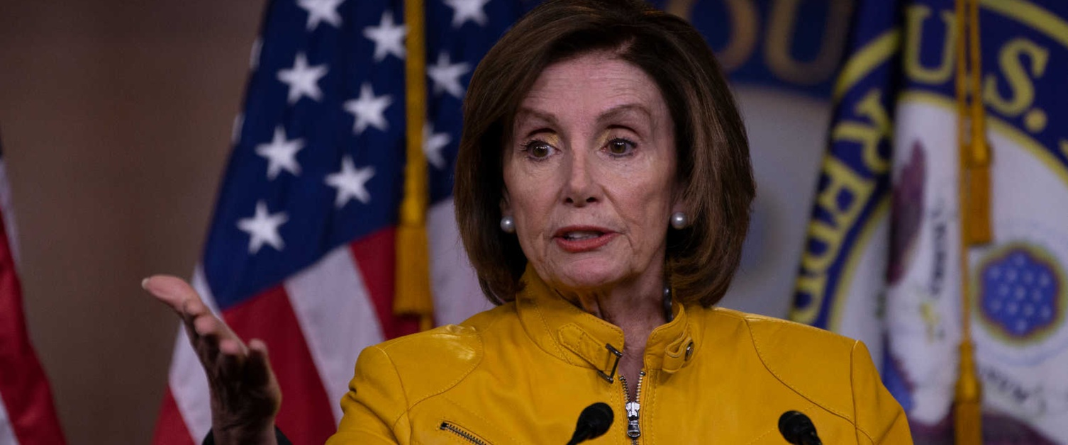 Report: Pelosi Tried to Get Abortion Funding Included with Coronavirus Spending