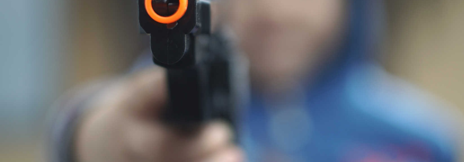 12-Year-Old Suspended for Having TOY Gun in Virtual Class