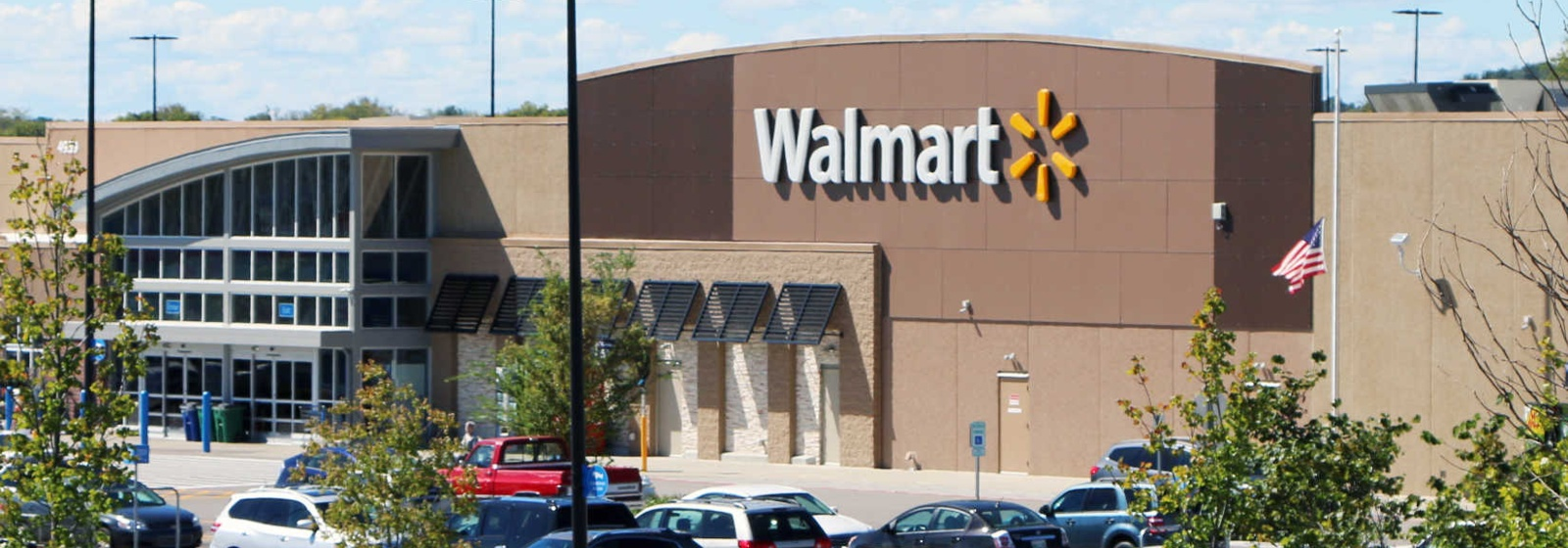 Church-Goers Worship in Wal-Mart as Churches Continue to Be Shuttered