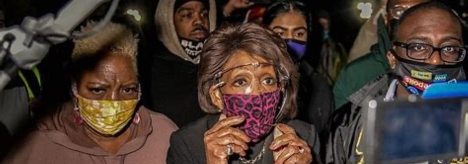 Democrat Maxine Waters Encourages Rioting, Republicans Call for Expulsion