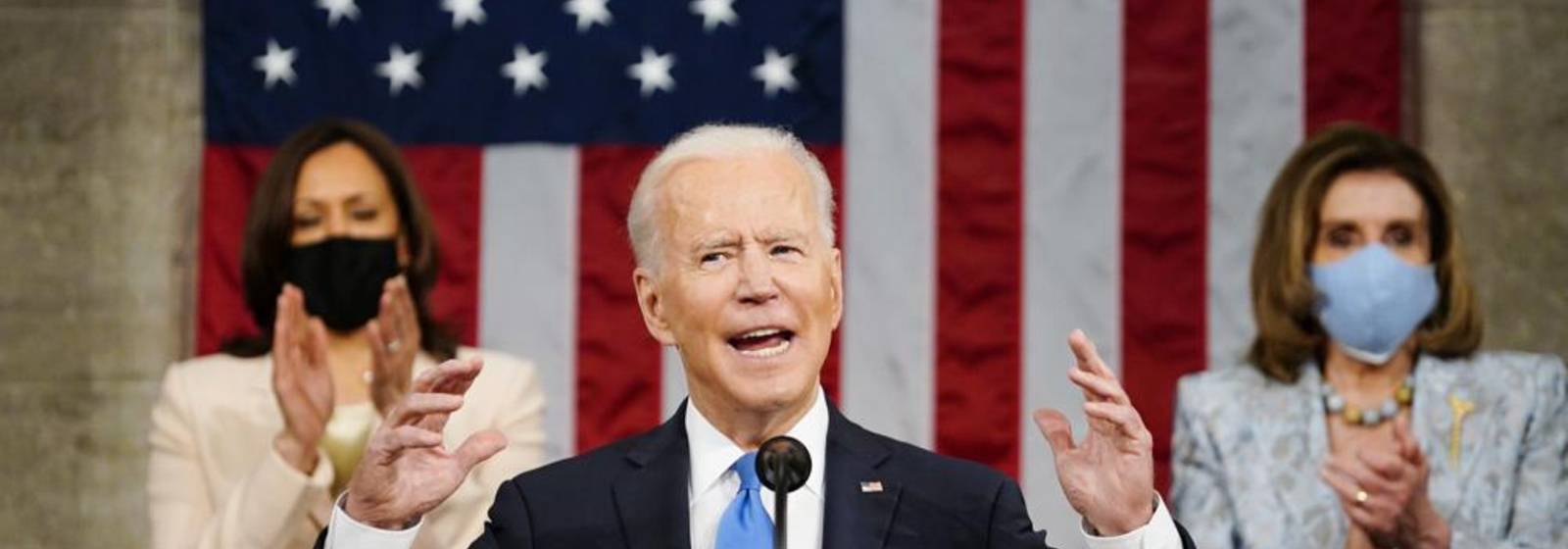 "Biden's Congressional Speech: ""Boring but Radical"""