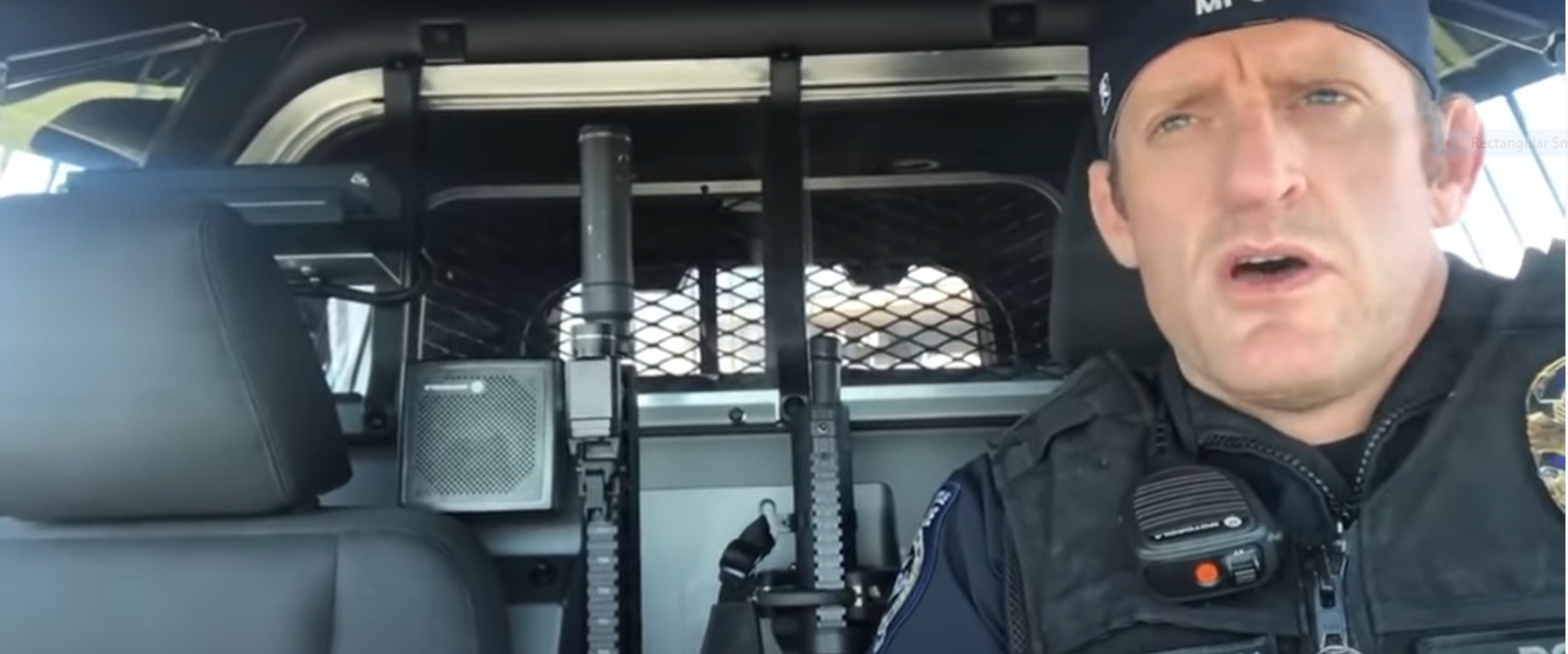 REPORT: Cop Put on Leave for Standing Up for Constitutional Rights