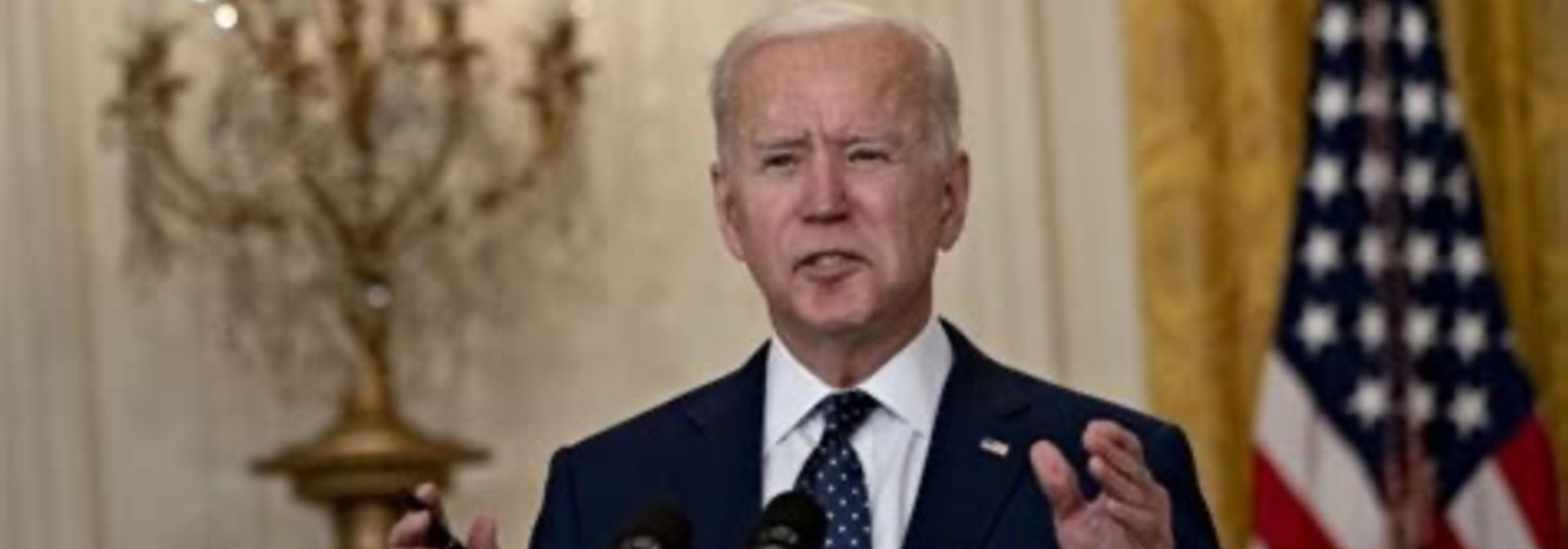 Biden Declares Russia an Enemy, Refuses to Mention China's Threat