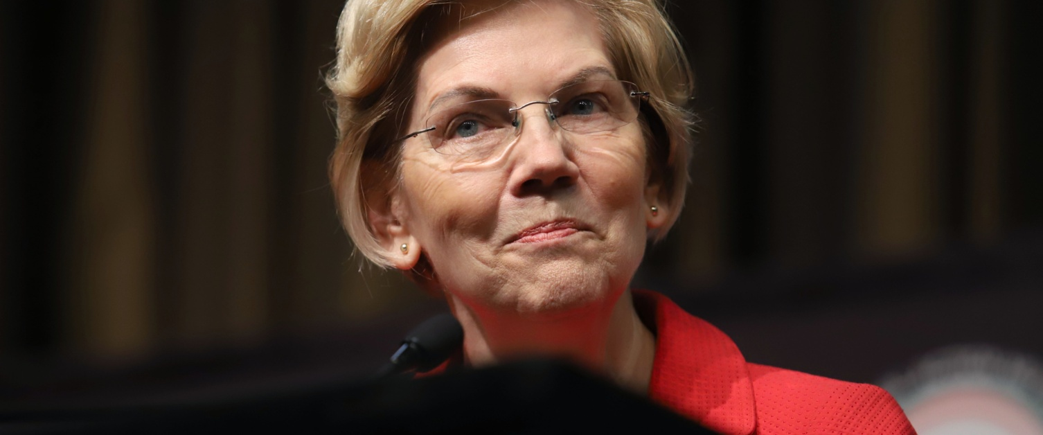 Elizabeth Warren Suggests Trump Took Out Iranian General To Distract From Impeachment