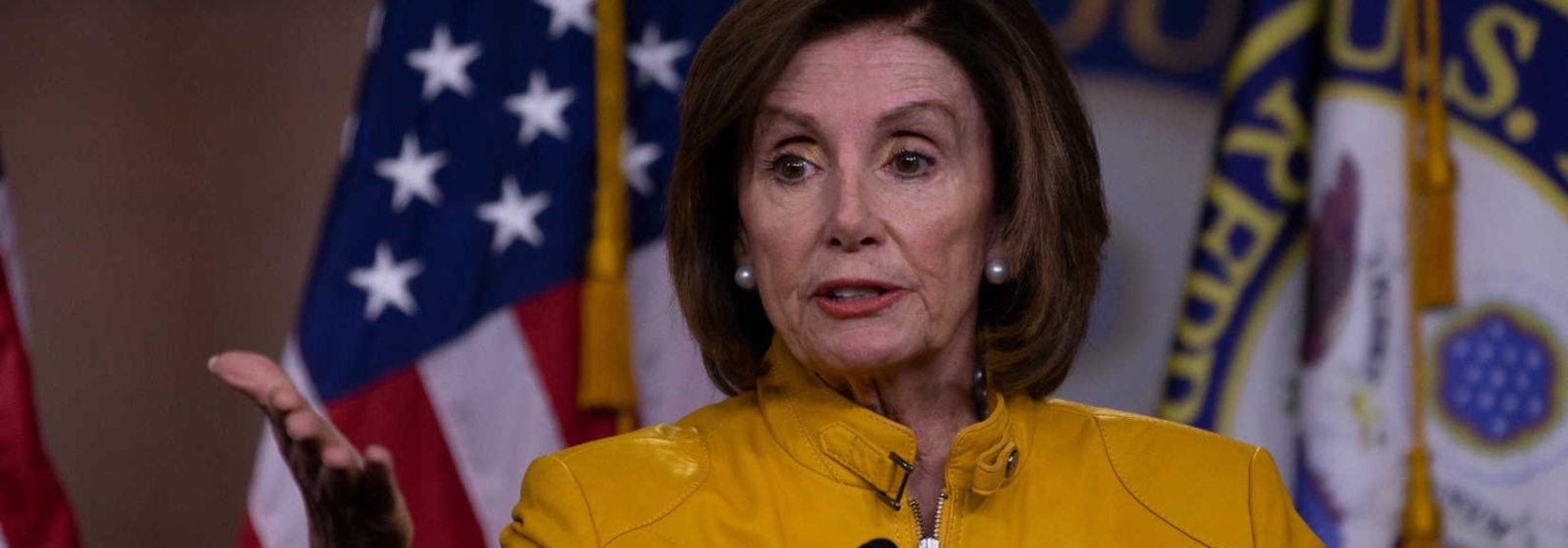 REPORT: Nancy Pelosi's Husband Benefited from PPP Loan
