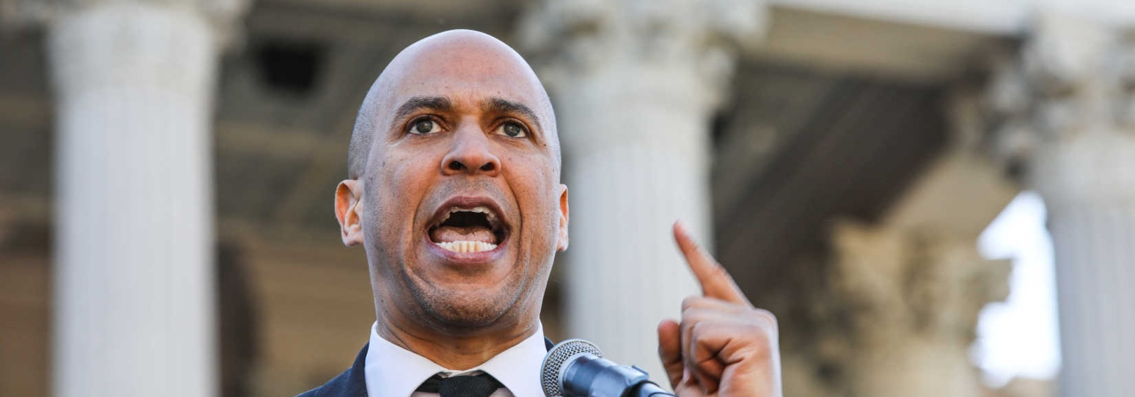 Will Someone Please Explain to Me What Cory Booker's Constant 2A Attacks Are About?